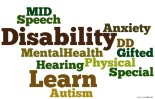 Special Education Wordle